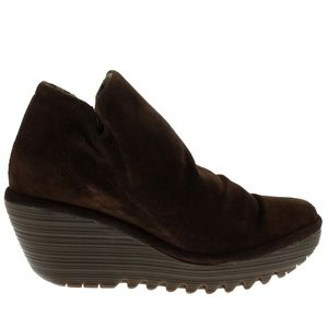 FLY LONDON YIP ANKLE BOOTS